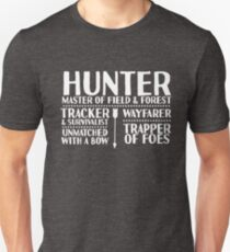 Hunter - LoTRO T-Shirt
