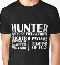 Hunter - LoTRO Graphic T-Shirt