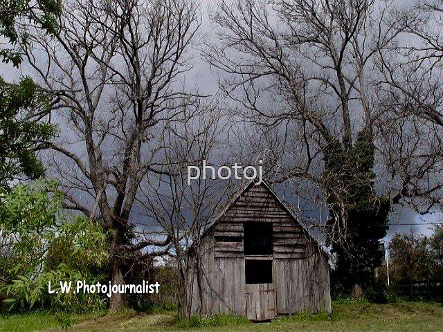 photoj wooden shed by photoj