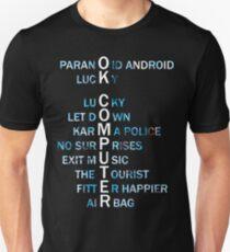 OK Computer - Radiohead T-Shirt