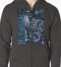 The Confrontation Zipped Hoodie