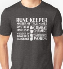 Rune-keeper - LoTRO T-Shirt