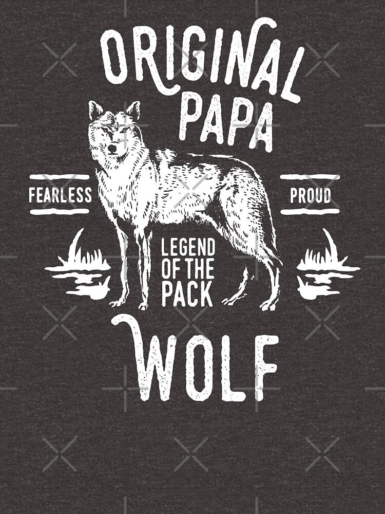 Ursprünglicher Papa Wolf von MikeMcGreg