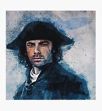 Ross ~ Blue Crow Photographic Print