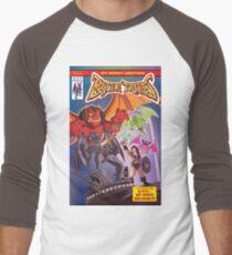 Battle Tribes - Return of the Demon Men's Baseball ¾ T-Shirt