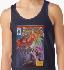 Battle Tribes - Return of the Demon Men's Tank Top