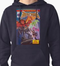 Battle Tribes - Return of the Demon Pullover Hoodie