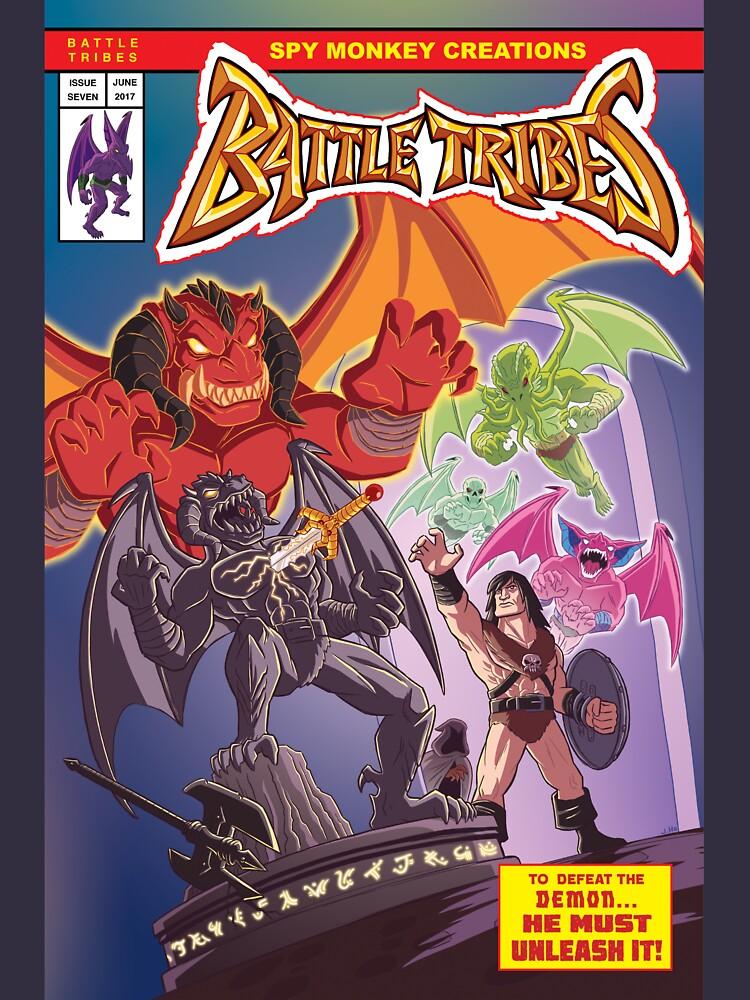 Battle Tribes - Return of the Demon by spymonkey