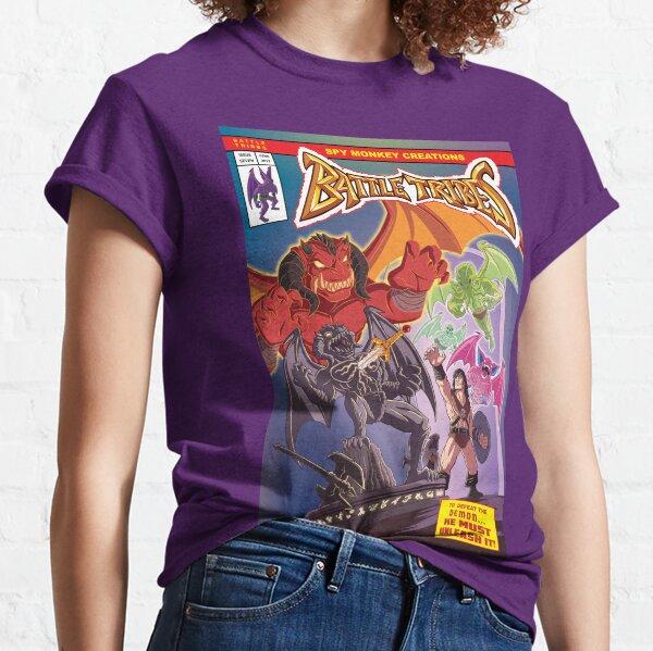 Battle Tribes - Return of the Demon Classic T-Shirt