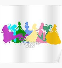 Princess crew Poster