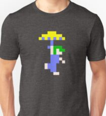 Retro Lemmings Pixel Art T-Shirt