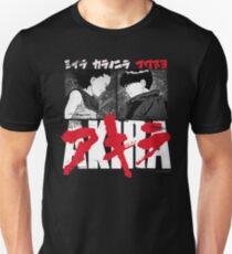 Akira. Manga / Anime Unisex T-Shirt