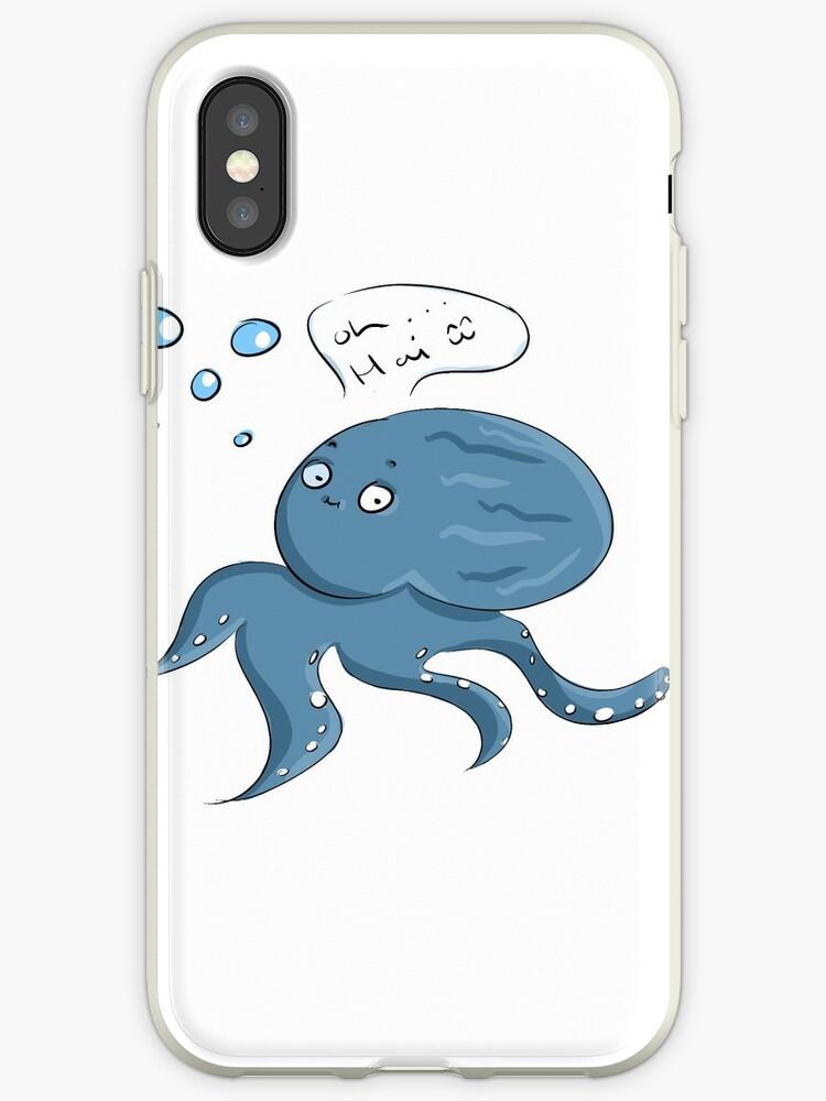 Octopie Too Cute by ashjatkinson