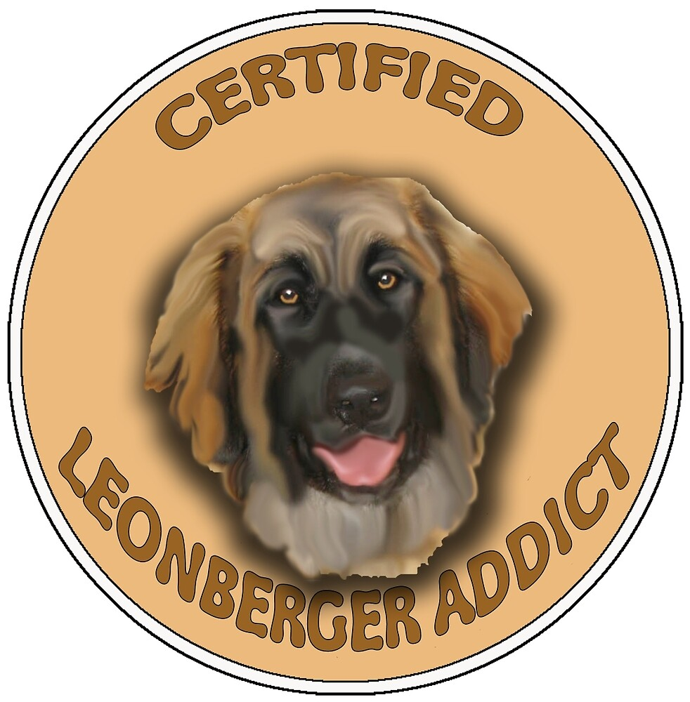 Leonberger Addict  by IowaArtist