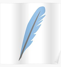 Feather Quill Poster
