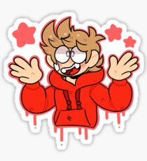 tordsy boy Sticker