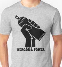 AeroSOL POWER Slim Fit T-Shirt