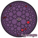 HyperRogue Rose Garden by zenorogue