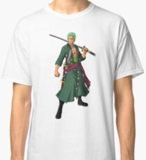 Zoro One piece stance  Classic T-Shirt