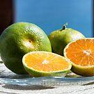 Not a Lime not a Lemon not an Orange by Kasia-D