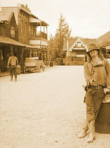 the outlaw  by NEIL STUART COFFEY