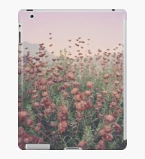 Floral Sunset iPad Case/Skin