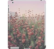 Floral Sunset iPad Case/Skin