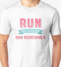 Clara Oswald Quote T-Shirt