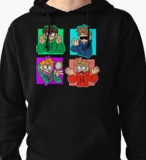 all the boys Pullover Hoodie