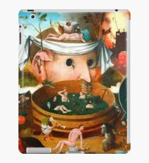 The Vision of Tondal Hieronymus Bosch iPad Case/Skin