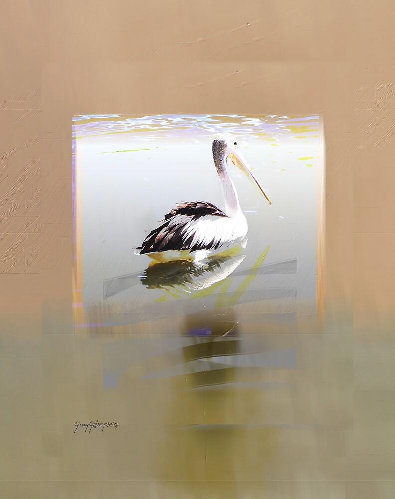 Pelican Seven by Greg Gillespie