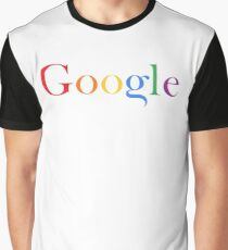 GOOGLE Graphic T-Shirt