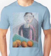 Levitating Oranges of Borneo Unisex T-Shirt