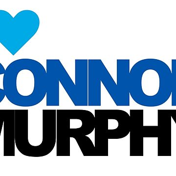 I Heart Connor Murphy - Dear Evan Hansen by LimerenceCreate