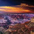 Grand Canyon, Arizona  by LudaNayvelt