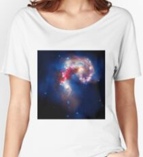 The Antennae Galaxies Women's Relaxed Fit T-Shirt