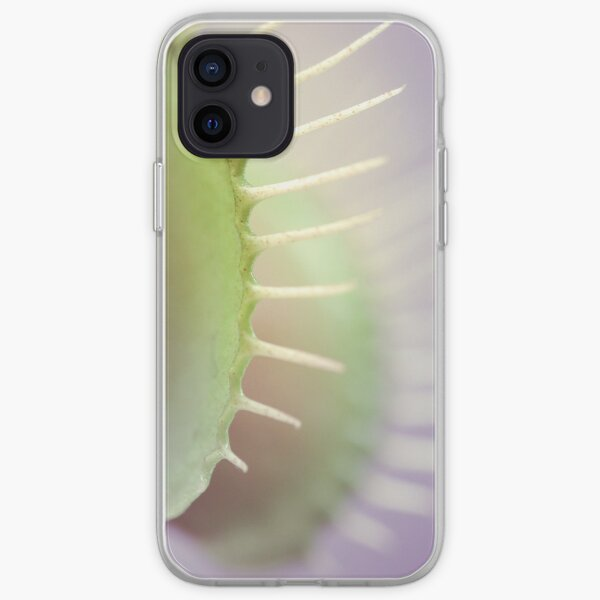 Dionaea's smile iPhone Soft Case