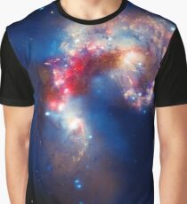 The Antennae Galaxies Graphic T-Shirt