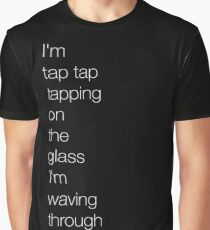 Waving Through a Window- Dear Evan Hansen Graphic T-Shirt