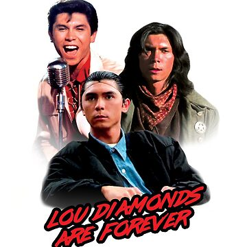 Lou Diamonds Are Forever by pinkney