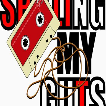 Spilling my guts by Teeg