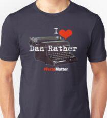 I heart dan #factsMatter Unisex T-Shirt