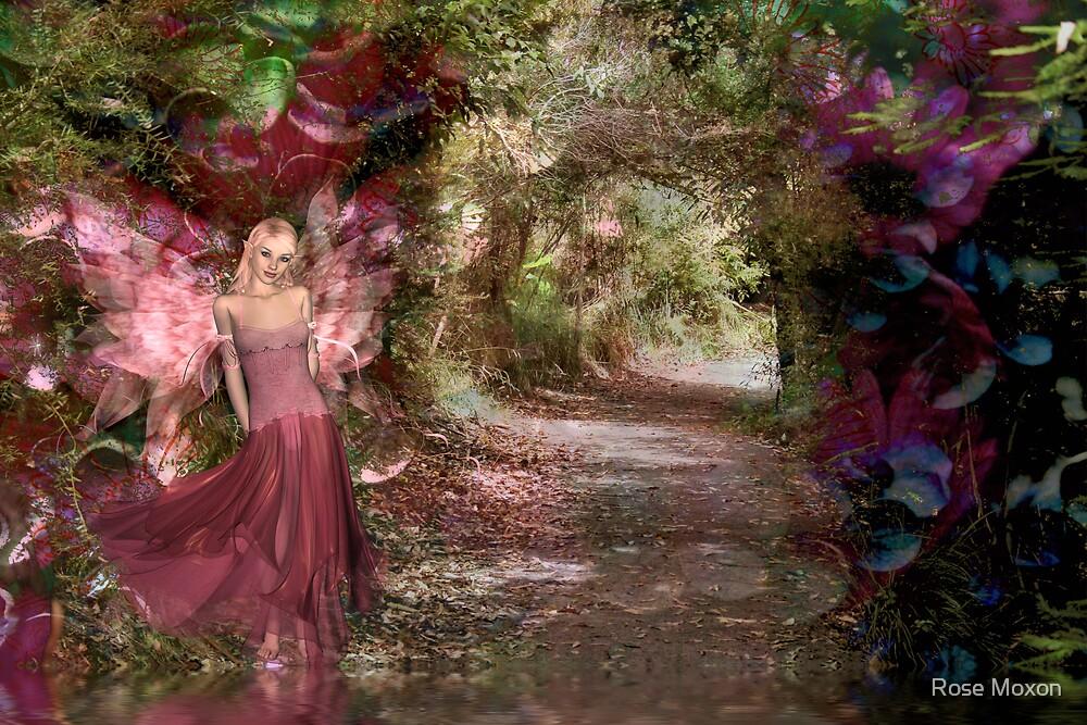 The Secret Garden - Rose & Cathleen Tarawhiti by Rose Moxon