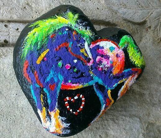 Rock'N'Ponies - SHOO FLY PONY by louisegreen