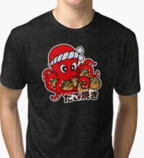 Takoyaki Tri-blend T-Shirt