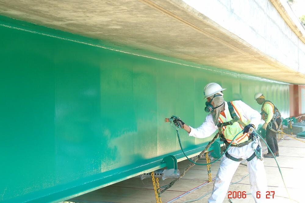Painter for Caltrans by elijah12008