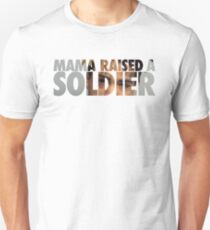 xxxTentacion- Mama Raised a Soldier T-Shirt