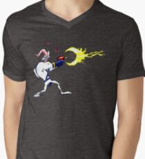 Earthworm Jim  Men's V-Neck T-Shirt
