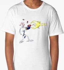 Earthworm Jim  Long T-Shirt