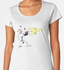 Earthworm Jim  Women's Premium T-Shirt